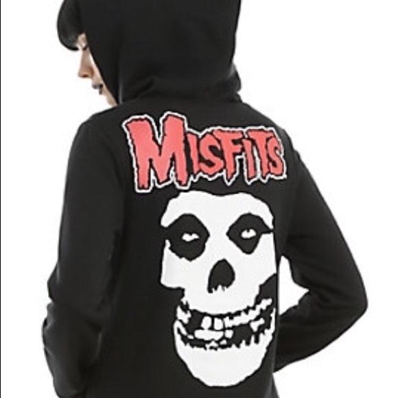 misfits we are 138 hoodie - Misfits Christmas Sweater
